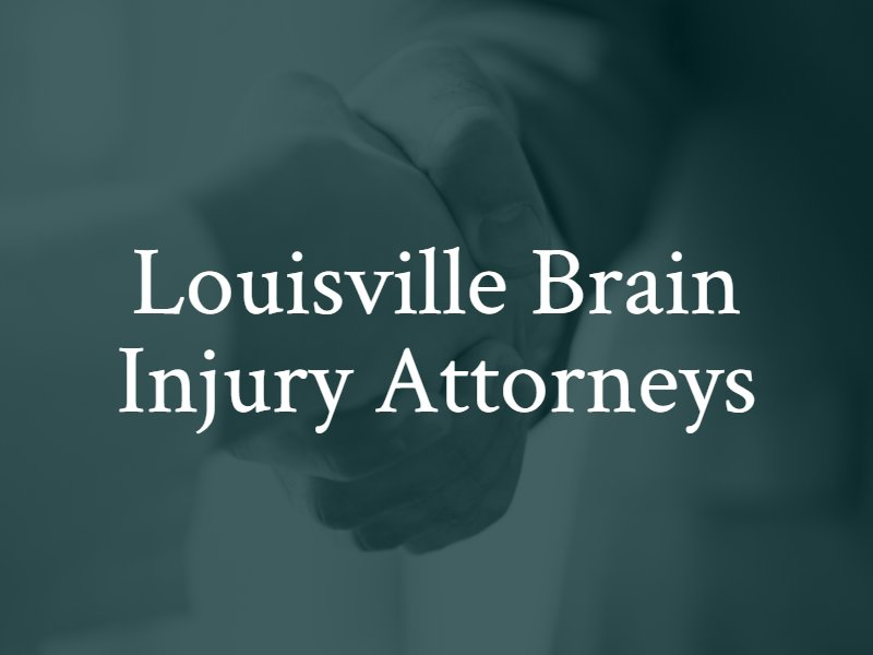 Louisville Brain Injury Lawyers
